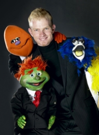 Stand up Comedy: First Ever Ventriloquism Show in South Africa!