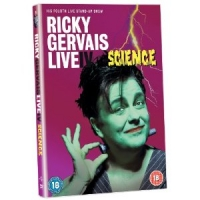 Stand up Comedy: Ricky Gervais:  Science Video