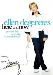 Stand up comedy Video Ellen DeGeneres – Here and Now Video