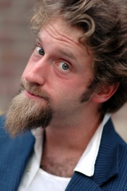 "Stand-up comedy => Josh Blue's ""Sticky Change"" now on CD/DVD"