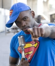 Stand-up comedy => Comedian Siv Ngesi stars in Dekaf at the Lyric!
