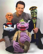 Stand-up comedy => Jeff Dunham: huge deal with Comedy Central