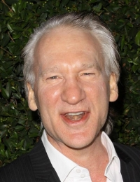 Stand up Comedy: Bill Maher Interview for Elle -  Wise Guy: Bill Maher