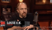 Stand up comedy Video Louis C.K explains his success in video interview