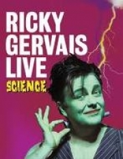 Stand-up comedy => Ricky Gervais LIVE IV - Science comedy video