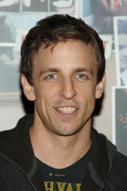 Stand-up comedy => Seth Meyers Stands Up at Mirage on Saturday!