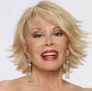 Stand up Comedy: Stand Up Comedian Joan Rivers Performs in Napa