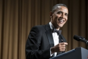 Stand up comedy Video Barack Obana