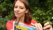 Stand-up comedy => Rosie Wilby on exploring womanhood in Nineties Woman Wandsworth Art Festival
