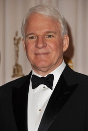 Stand-up comedy => Comedian Steve Martin in Concert at Eagle River Pavilion!