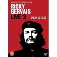 Stand up Comedy: Ricky Gervais: Politics Video