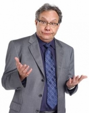 Stand-up comedy => Lewis Black to perform at the University of New Hampshire