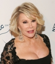 Stand-up comedy => Joan Rivers sued by her former manager