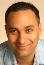 Stand up Comedy: Russell Peters Plays in Breakaway, a Hockey Drama!