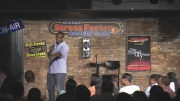 Stand up comedy Video Randall Redd proposes during stand-up performance
