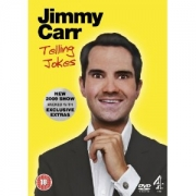Stand up comedy Video Jimmy Carr : Telling Jokes Video