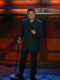 Stand up Comedy: Paul Rodriguez performs in Marco