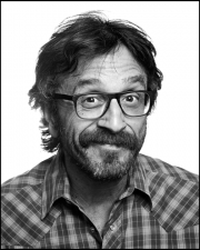 Stand-up comedy => Marc Maron prepares new TV shows