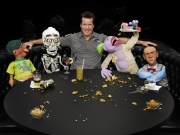 Stand-up comedy => The Jeff Dunham Show, killed after one season on Comedy Central!