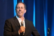 Stand up Comedy: Jerry Seinfeld: Stand Up for The Cure Concert made people sleepy