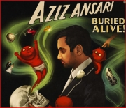 Stand-up comedy => Aziz Ansari Buried Alive Tour 2013