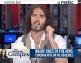 Russell Brand takes over MSNBC