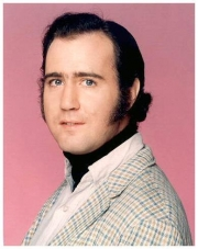 Stand-up comedy => Andy Kaufman