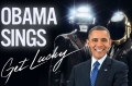 Stand-up We Love (BCO Approved) => Barack Obama sings Daft Punk