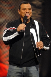 Stand up comedy Video Carlos Mencia: Immigration Routine