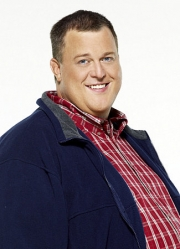 """Stand-up comedy => """"Mike & Molly"""" star Billy Gardell tapes Showtime comedy special """"Road Dogs"""""""