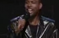 Stand up Comedy: Chris Rock Gun Control routine video