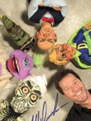Stand-up comedy => Jeff Dunham iPhone App now available on iTunes