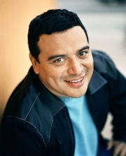 Stand-up comedy => Carlos Mencia, univited at Krew of Orpheus