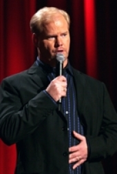 Stand-up comedy => Jim Gaffigan Interview