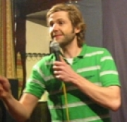 Stand-up comedy => Rob Rouse Escapes to Peak District!