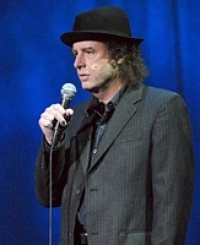 Stand up Comedy: Seth Meyers and Steven Wright stand up comedy concert on October 15