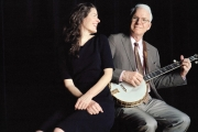 "Stand-up comedy => Steve Martin and Edie Brickell on ""Love Has Come For You"""