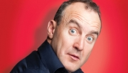 """Stand-up comedy => Jimeoin brings """"What?!"""" at Cheltenham Town Hall this week"""