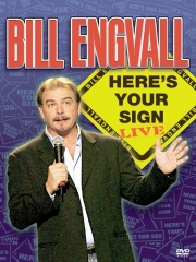 Stand up comedy Video Bill Engvall: Here's Your Sign Live Video