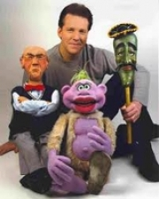 Stand-up comedy => Jeff Dunham's Identity Crisis Tour comes to Joe Louis Arena