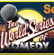 Stand-up comedy => World Series of Comedy Competition returns in September!