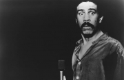 Stand-up comedy => Comedian Richard Pryor is portrayed in a Whoopi Goldberg, Mel Brooks and Robbin Williams documentary