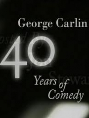 Stand up comedy Video George Carlin: 40 years of comedy Video