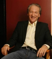 Stand-up comedy => Bill Maher at the PlayhouseSquare on Sunday!
