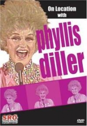 Stand up comedy Video Phyllis Diller: On Location with Phyllis Diller Video