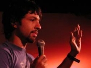 Stand up Comedy: Arj Barker Has His Own Flash Series Called Arj and Poopy