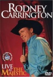 Stand up comedy Video Rodney Carrington: Live at the Majestic Video
