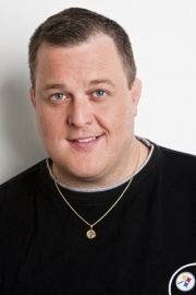 Stand-up comedy => Comedian Billy Gardell at The Mirage!