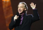 Stand-up comedy => Bill Maher will perform in Appleton!