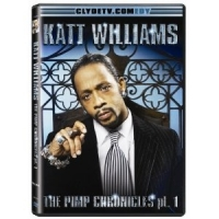 Stand up Comedy: Watch Katt Williams - The Pimp Chronicles Part 1 Video